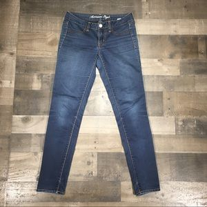 {American Eagle} Jegging Sz 6